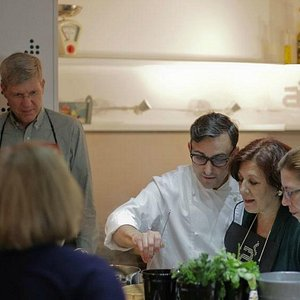 Cooking with Jose Luque
