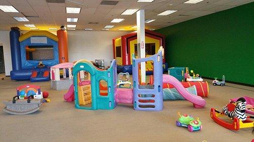 Bounce Around Play Place