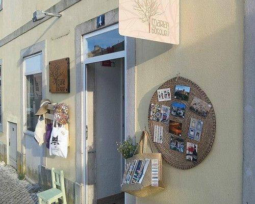 A loja Maria du Bosque