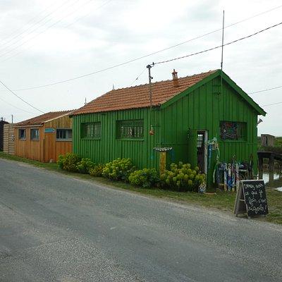 Cabanes de la Baudissière