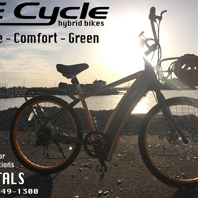 IE-CYCLE ... The Green Alternative!