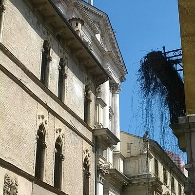 Palazzo da Schio e chiesa San Gaetano