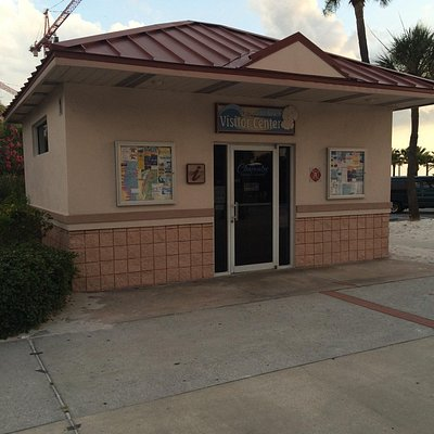 Clearwater Beach Visitor Information Center