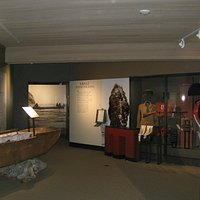 Exhibits, Lewis & Clark center