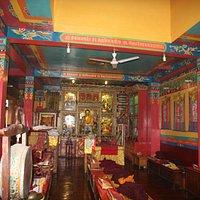 Karmaraja Mahavihara prayers hall