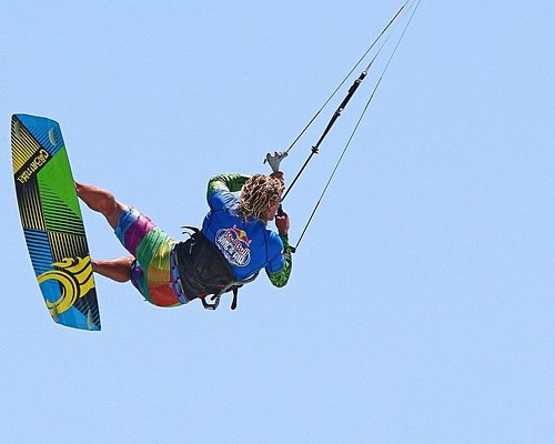 Kitesurfschool.capetown by pro rider Andries Fourie