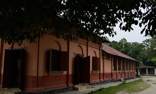 Nag-Sankar Temple Back View