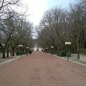 Villa Comunale di Bovino