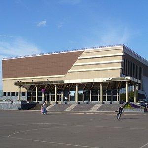 Концертный зал, где проходят вечера органной музыки и другие музыкальные выступления.