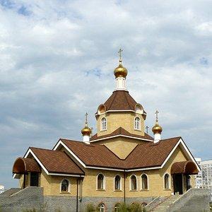 Воинский храм-памятник защитникам Отечества
