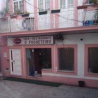 Restaurante O Fogueteiro