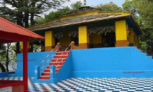 Maa Dunagiri Temple