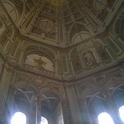 cupola da un'altra prospettiva