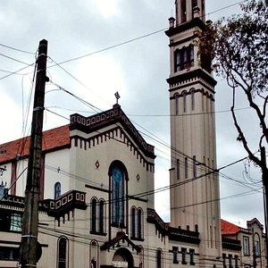 Igreja Nossa Senhora das Mercês - Curitiba PR