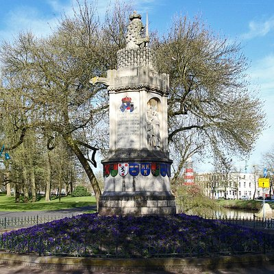 Nassau-Baroniemonument Breda