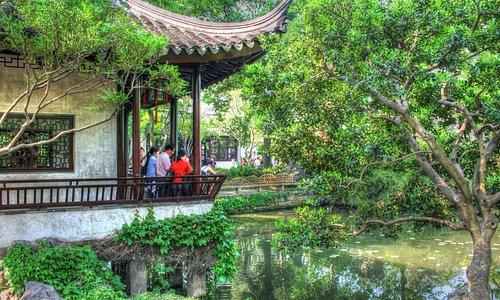 Humble Garden ist ein muss für jeden der nach Suzhou kommt.