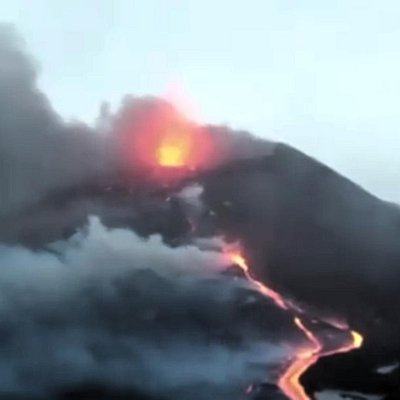 Eruption 14th May 2015