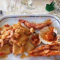 Pranzetto di pesce!!!!