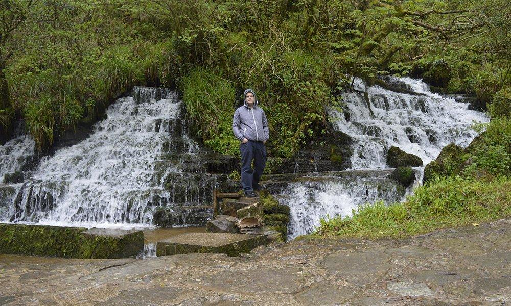 Cladagh Glen Cascade
