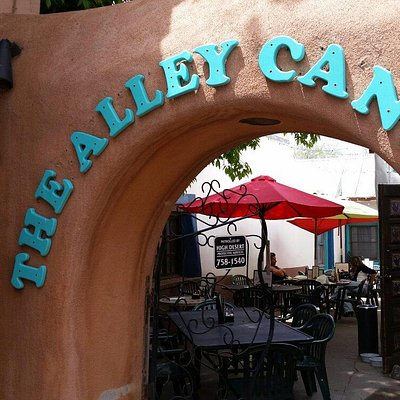 The Alley Cantina