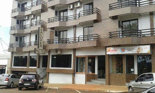 Hotel salufer em quedas do iguacu Paraná