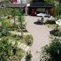 草津のニワタスの写真です。 整理整頓されてきれいです。