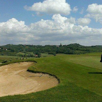 prachtige golfclub en hospitality in Piemonte