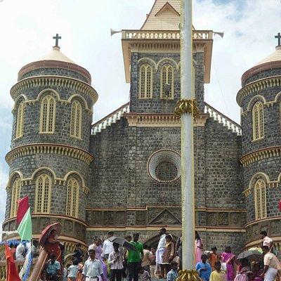 Pattumalai Church