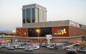 Tabriz Laleh Park shopping Center