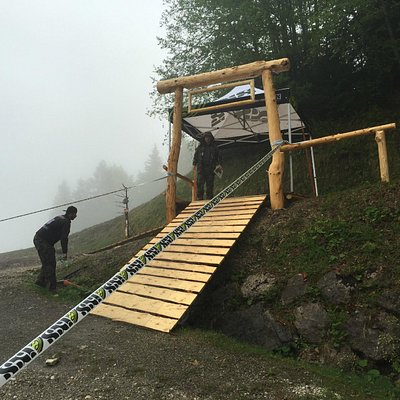 Starting ramp