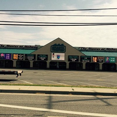 Movies at midway rehoboth