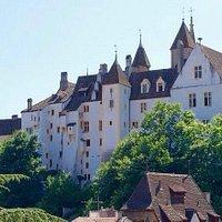 Chateau Neuchateloise