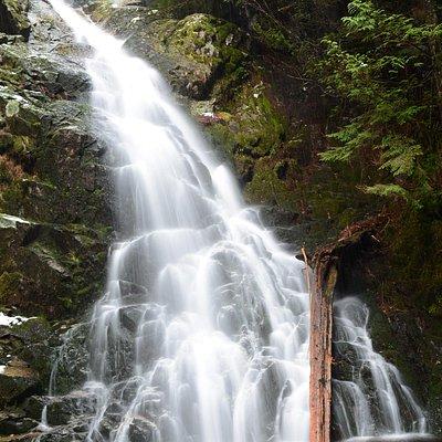 Saw Blade Falls Burke Mountain