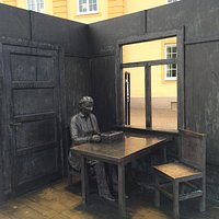 Astrid Lindgren statue