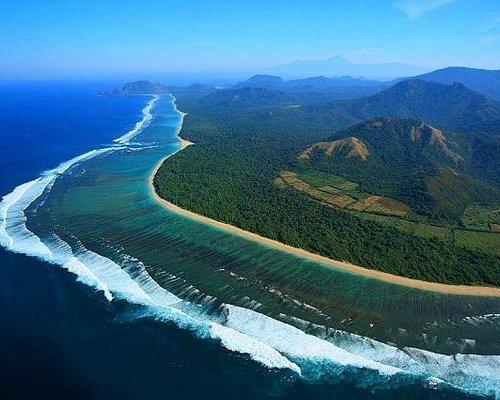 lombok is beautiful island