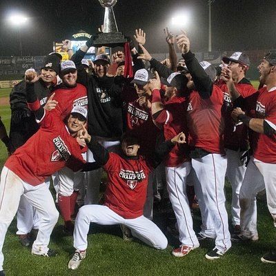 2014 Atlantic League Champions