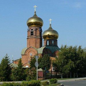 Борвецкая церковь