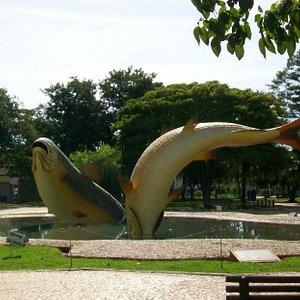 Monumento das piraputangas