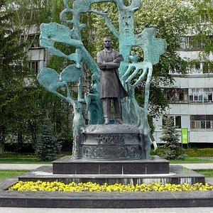 Памятник Г. Тукаю