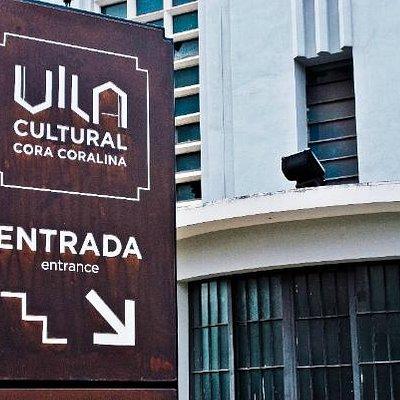 Vila Cultural Cora Coralina