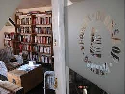 This is what it looks like in a radical bookshop