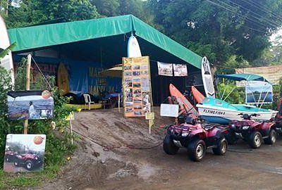 Surf & Turf Turist Information Center