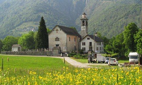 Chiesa di San Michele a Palagnedra - Centovalli (CH)