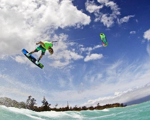 Learn how to kite board and fined out how easy it actually is.