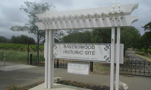 Ravenswood Historic Site, Livermore, Ca