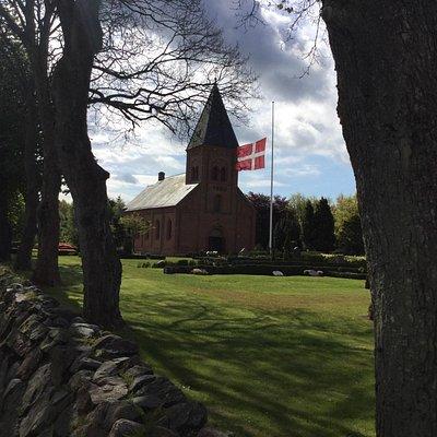 Øster Hassing Kirke