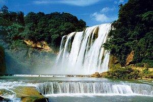 Huangguoshu Falls Scenic Spot, Anshun, Guizhou
