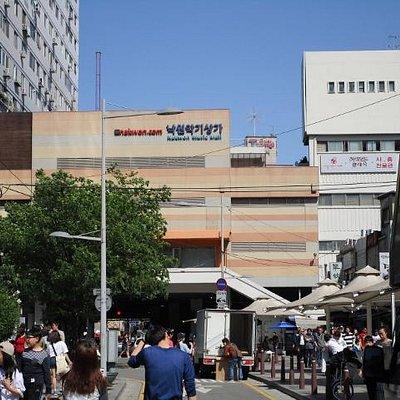楽園商店街