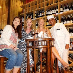 Another great DIVINE Friday and wine MASTERCLASS at Bridges Bali. Thank you Wayan Aksara for the
