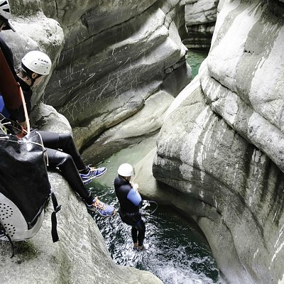 canyon de Cramassouri